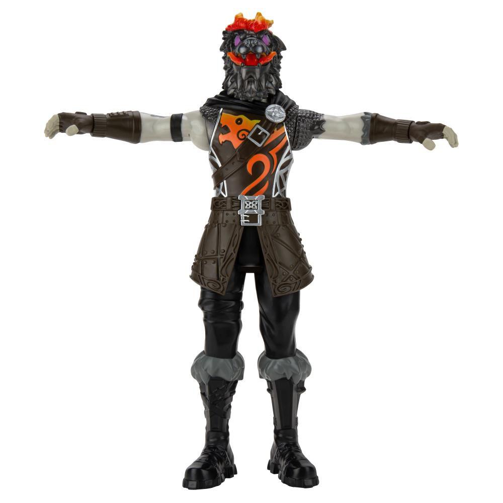 Figura De Acción Fortnite Molten Battle Hound image number 3.0