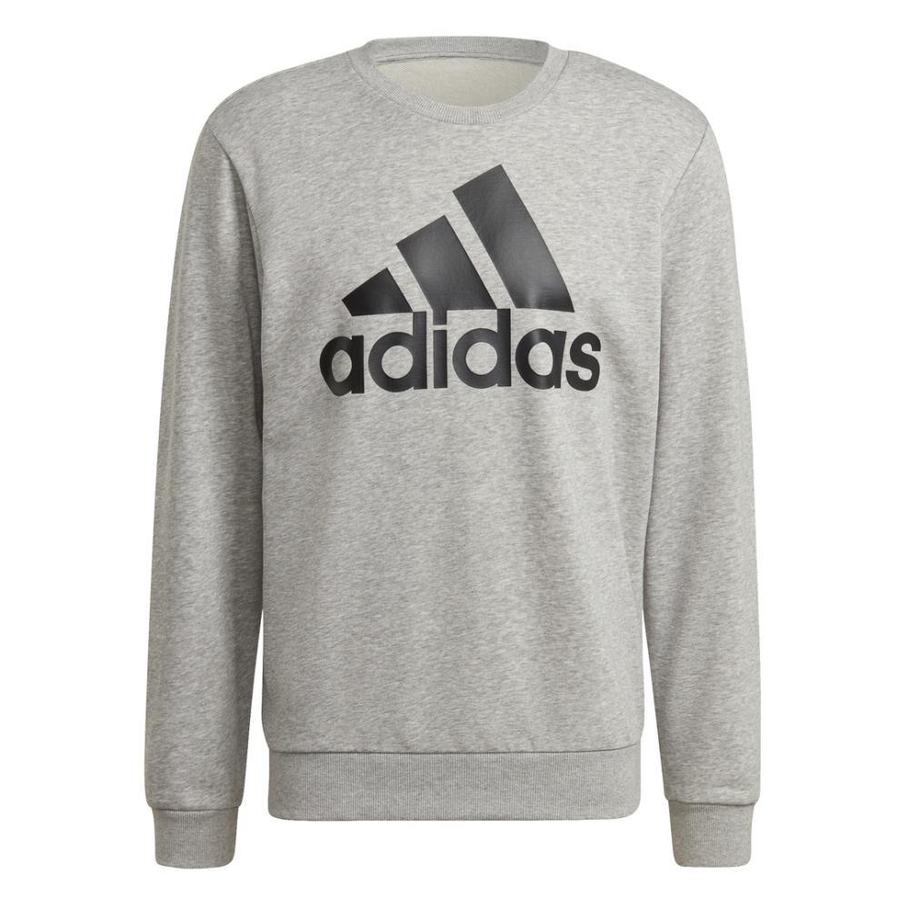 Polerón Deportivo Hombre Adidas Essentials Sweatshirt image number 8.0