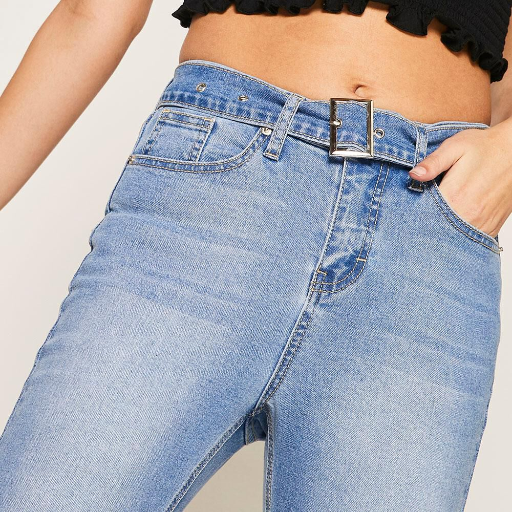 Jeans Mujer Skinny Freedom image number 3.0