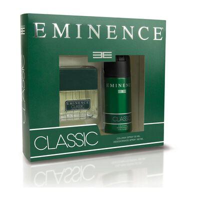Estuche Classic Eminence / 50 Ml / Edc + Desodorante Spray / 160ml