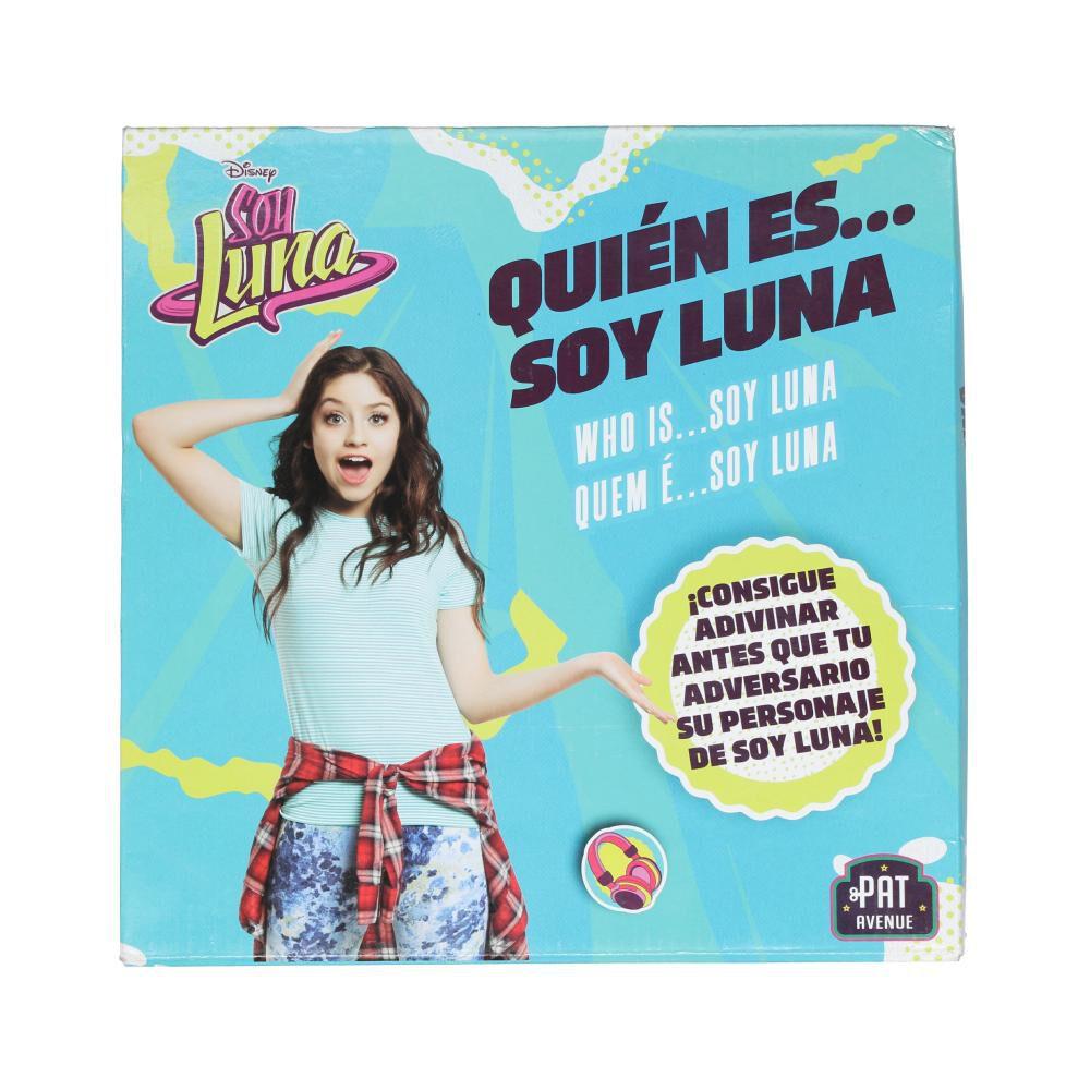 Juegos Familiares Soy Luna Quién Es? image number 0.0