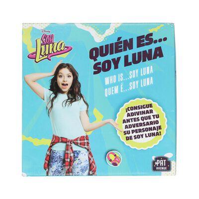 Juegos Familiares Soy Luna Quién Es?