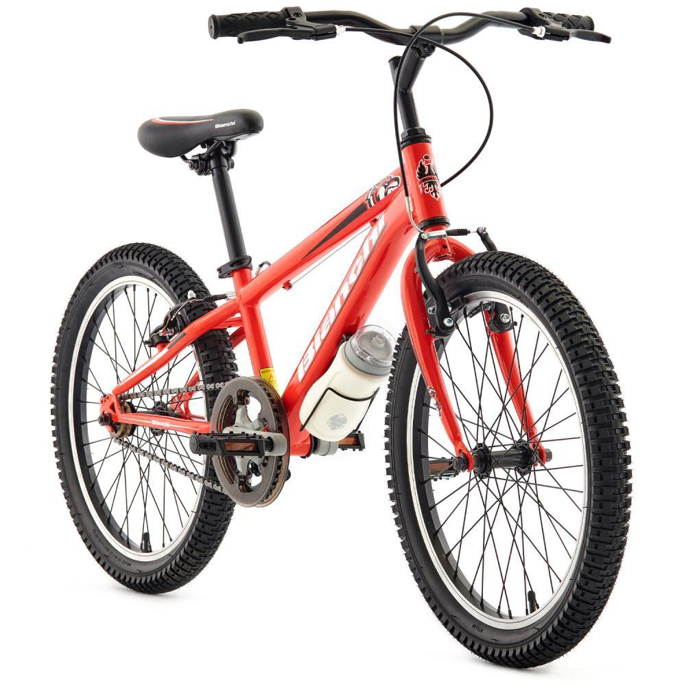 Bicicleta Mountain Bike Bianchi St Wolf / Aro 20 image number 3.0