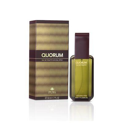Perfume Antonio Puig Quorum / Edt / 50Ml