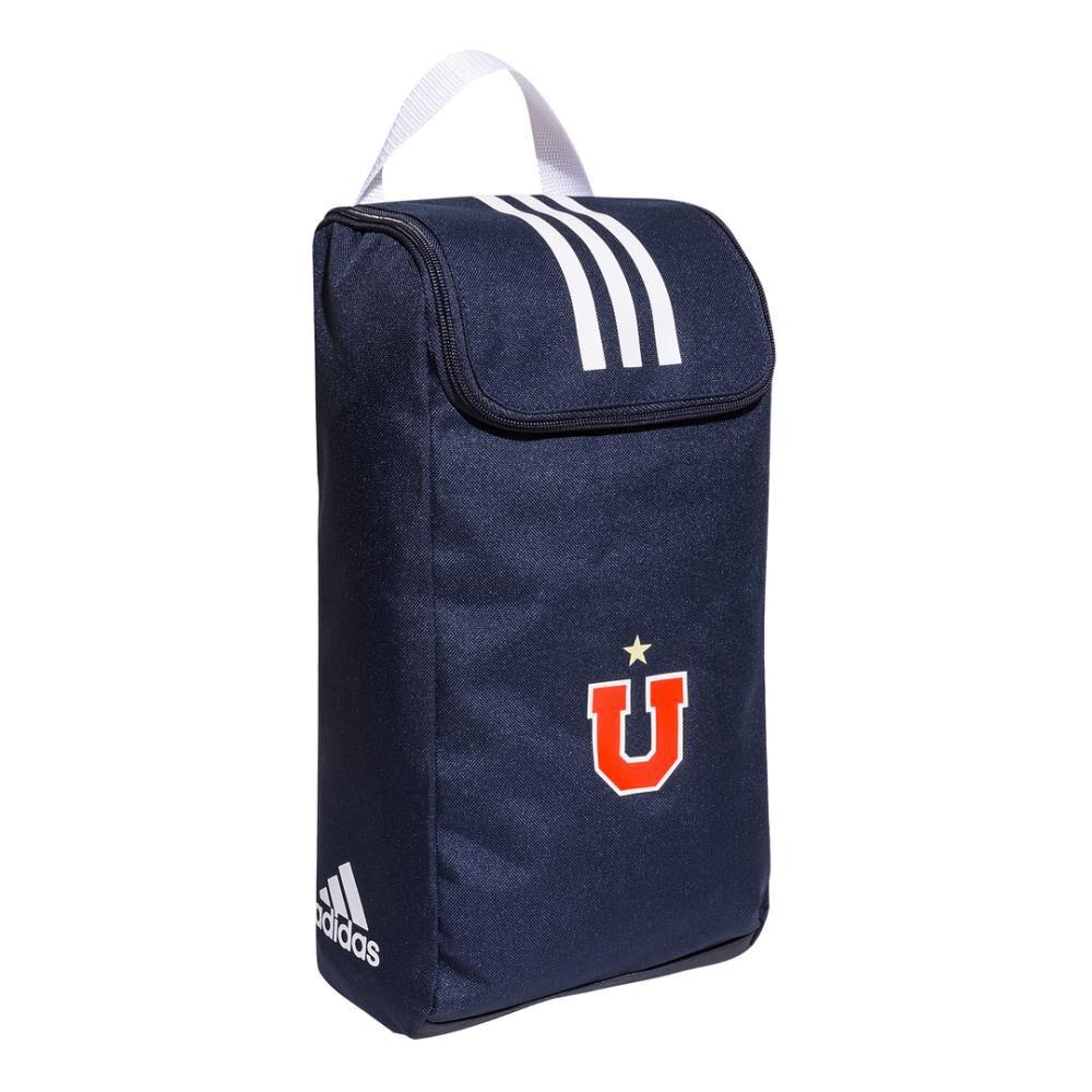 Bolso Unisex Adidas-uch Universidad De Chile Shoe Bag / 11.75 Litros image number 1.0