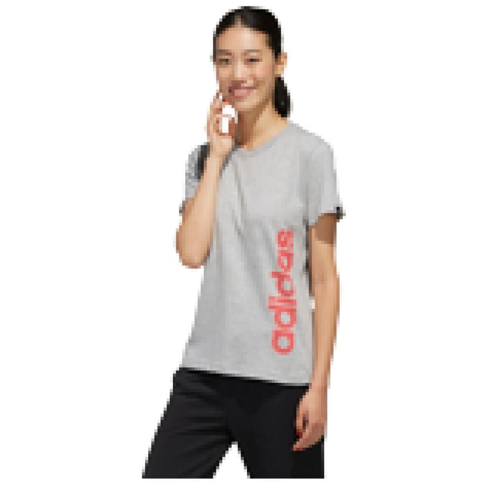 Polera Mujer Adidas Gráfica Vertical image number 9.0