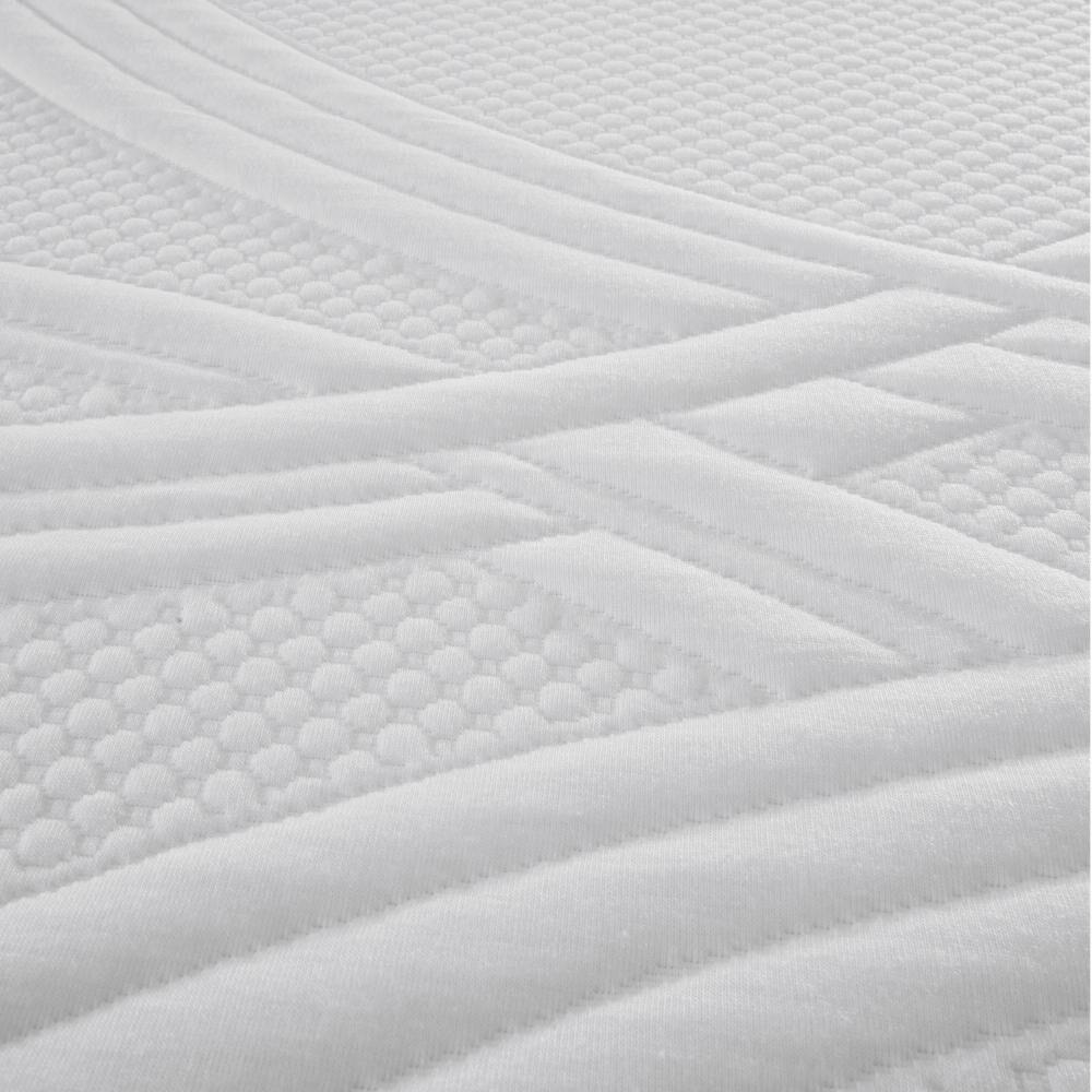 Box Spring Cic Ortopedic / 2 Plazas / Base Dividida  + Respaldo + Textil image number 3.0