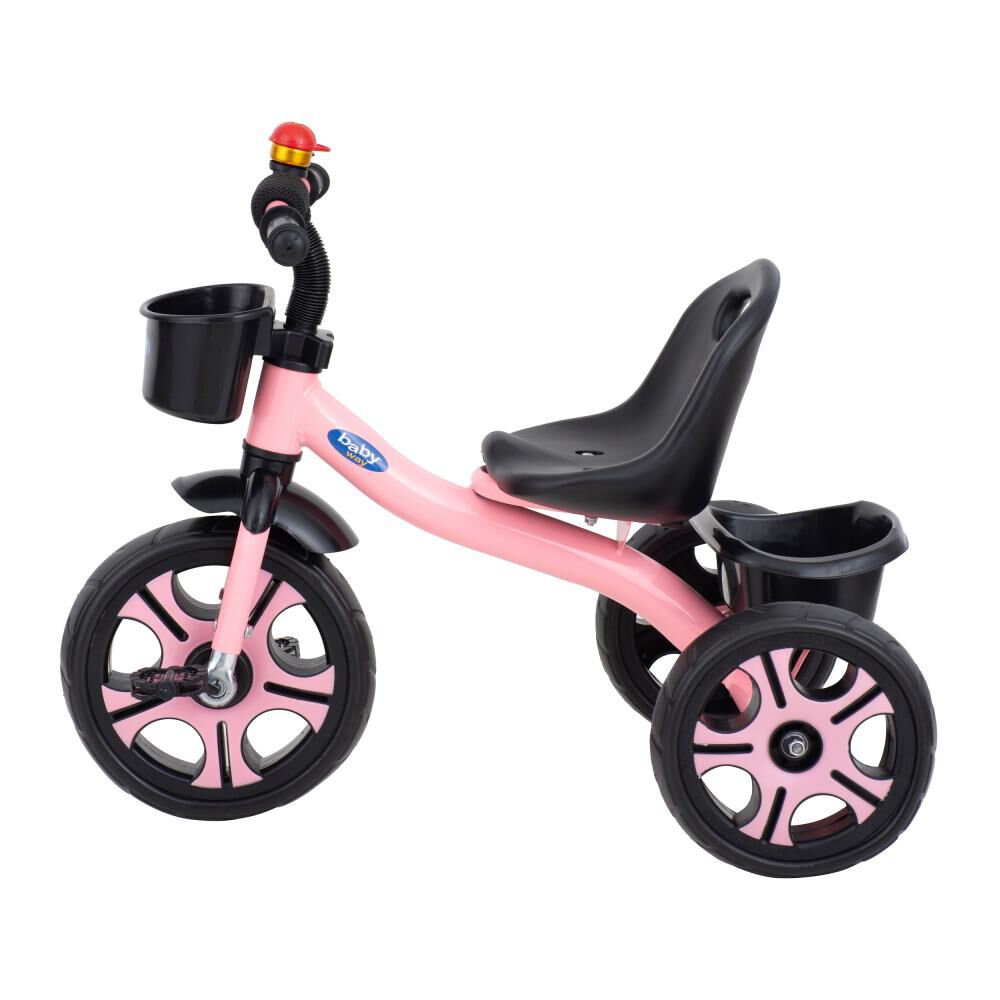 Triciclo Baby Way Bw-505P20 image number 1.0