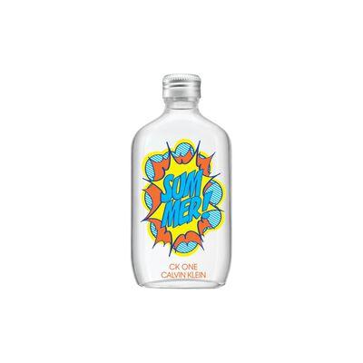 Perfume One Summer Calvin Klein / 100 Ml / Edt