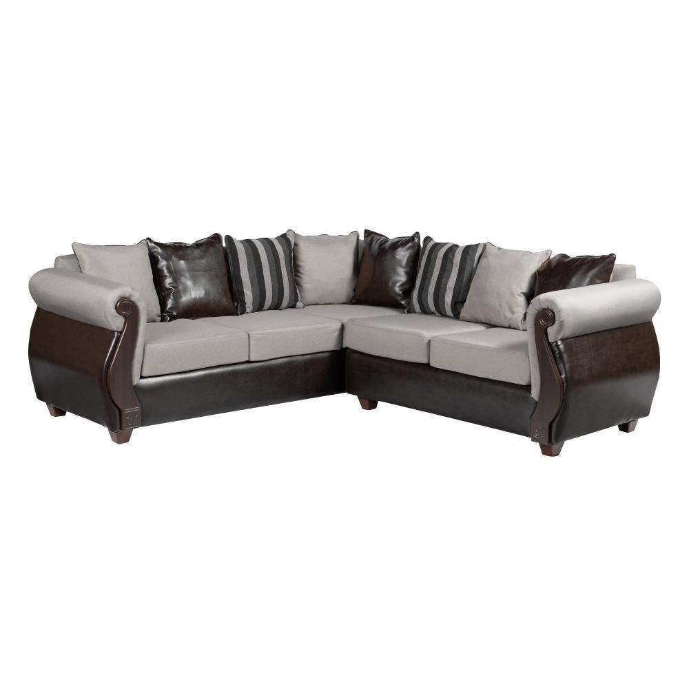 Sofa Seccional Casaideal Bugambilia / 3-2 Cuerpos image number 0.0
