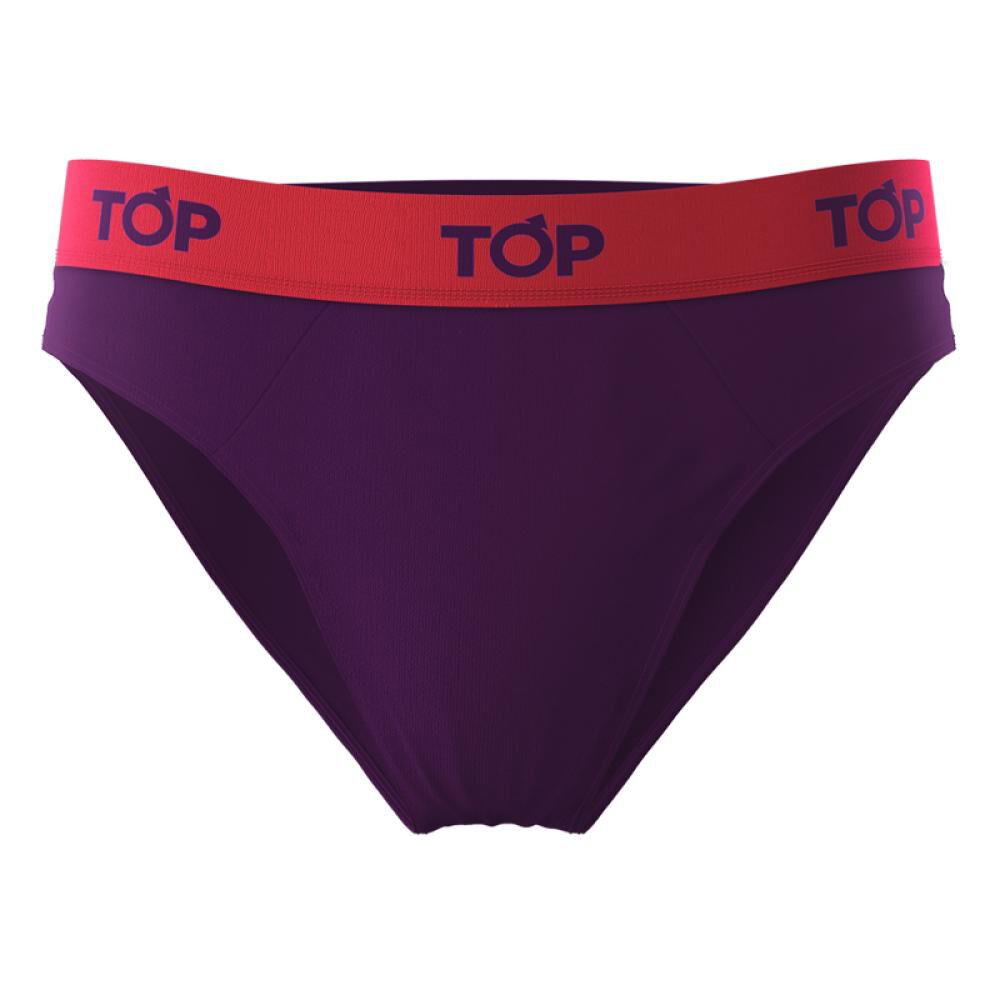 Pack Slips Hombre Top / 6 Unidades image number 6.0
