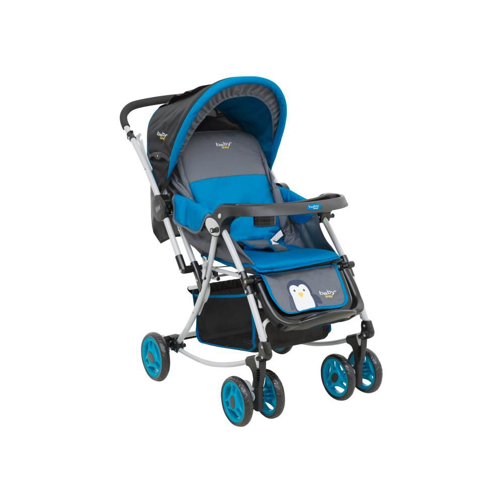 Coche Cuna Baby Way Bw-305b17 image number 0.0