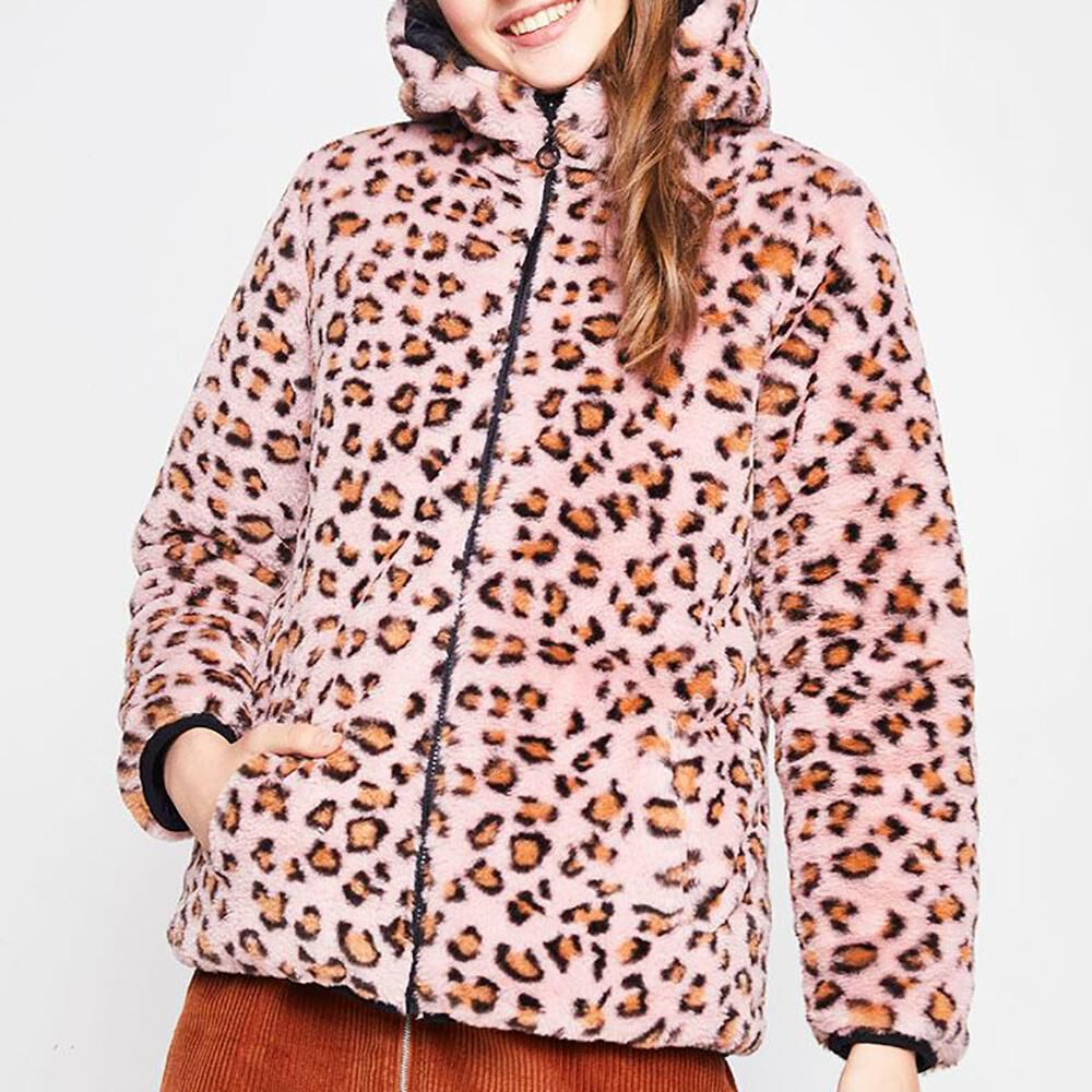 Parka Reversible Mujer Freedom image number 0.0
