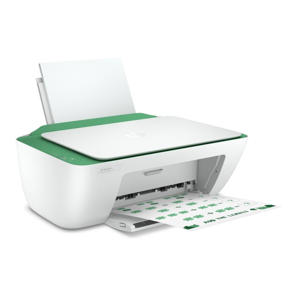 Impresora Hp Deskjet Ink Advantage 2375 image number 5.0