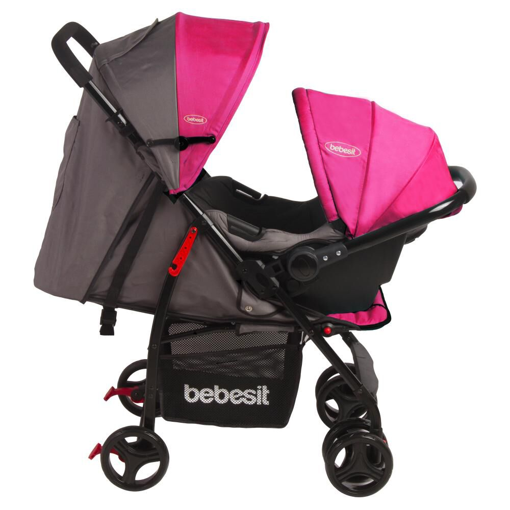 Coche Travel System Bebesit E1008 image number 1.0