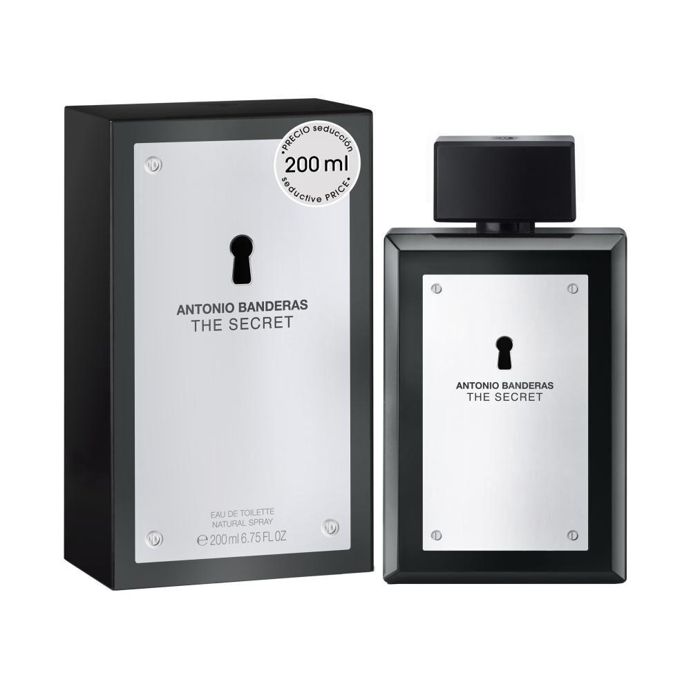 Perfume Antonio Bandera The Secret Edición Limitada / 200Ml / Edt image number 0.0