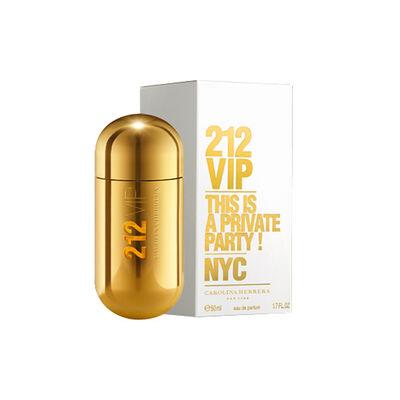 Perfume Carolina Herrera 212 Vip Woman Eau De Perfum / 50 Ml / Edp /