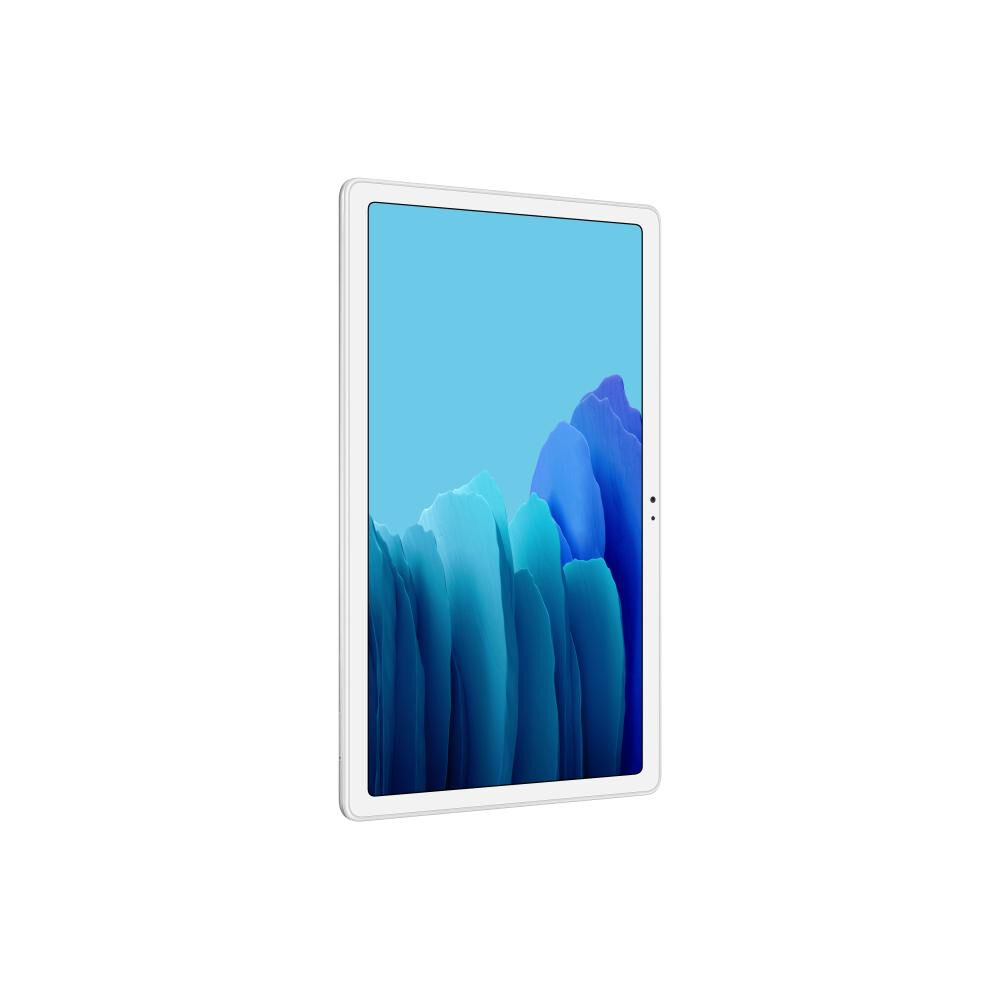 "Tablet Samsung Galaxy Tab A7 / Silver / 32 GB / Wifi / 10.4"" image number 1.0"