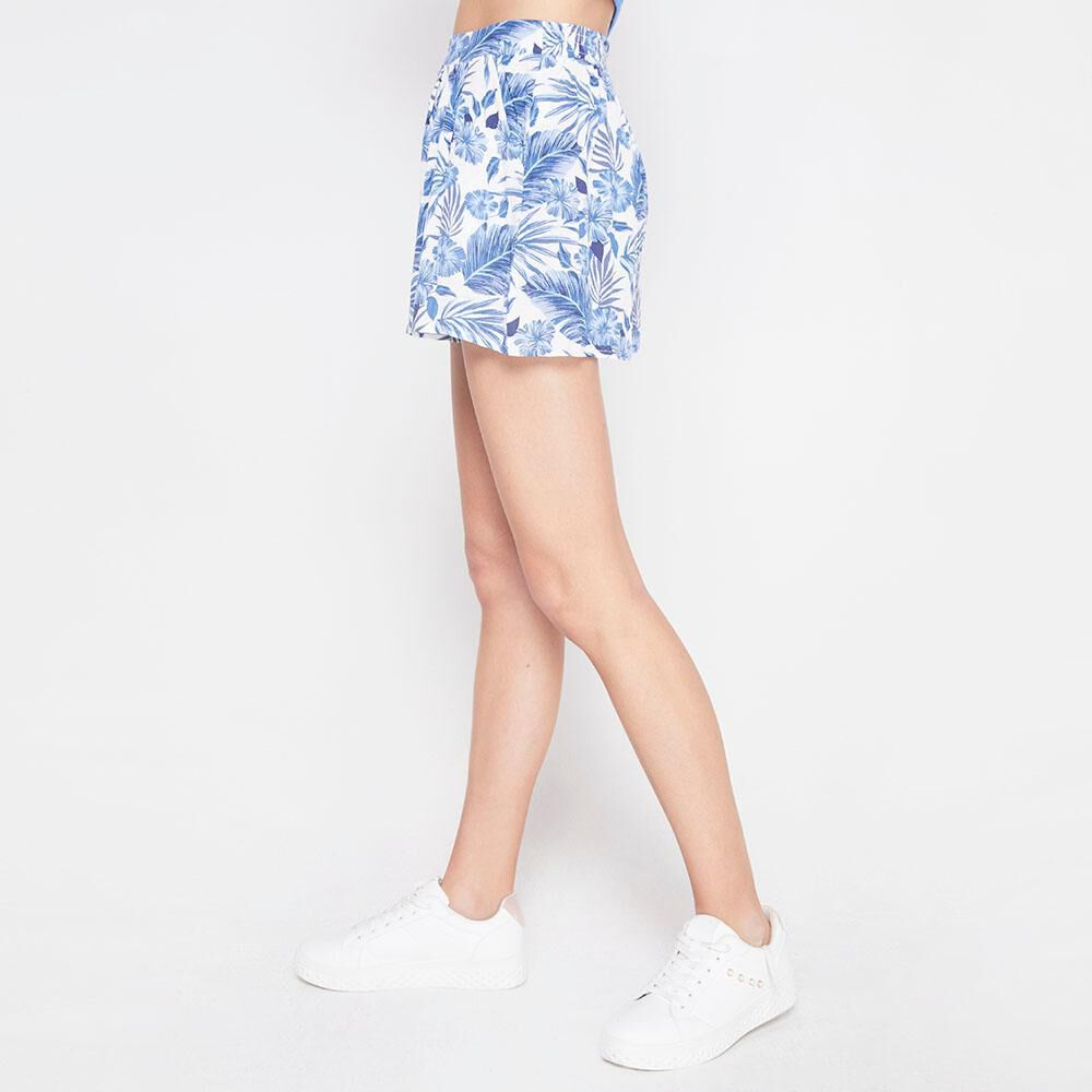 Short Tiro Medio Relaxed Mujer Freedom image number 4.0
