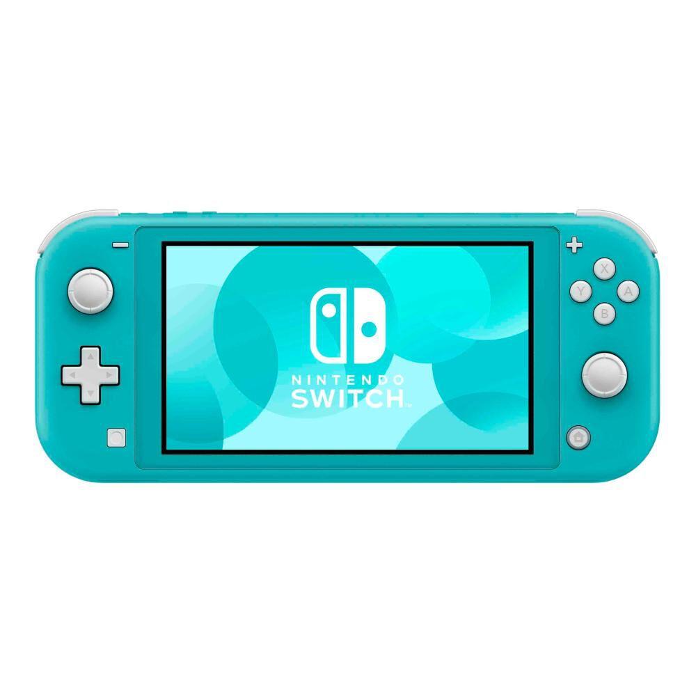 Consola Nintendo Switch Lite Turquesa image number 0.0