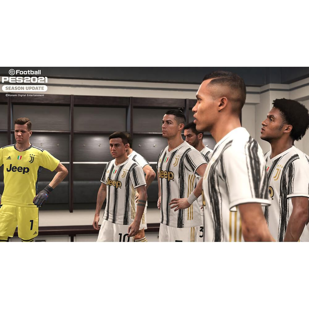 Juego PS4 Pes 2021 Season Update image number 2.0