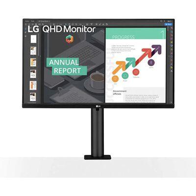 """Monitor Lg 27qn880-b.awh / 27 """" / 2560x1440 / Amd Freesync™"""