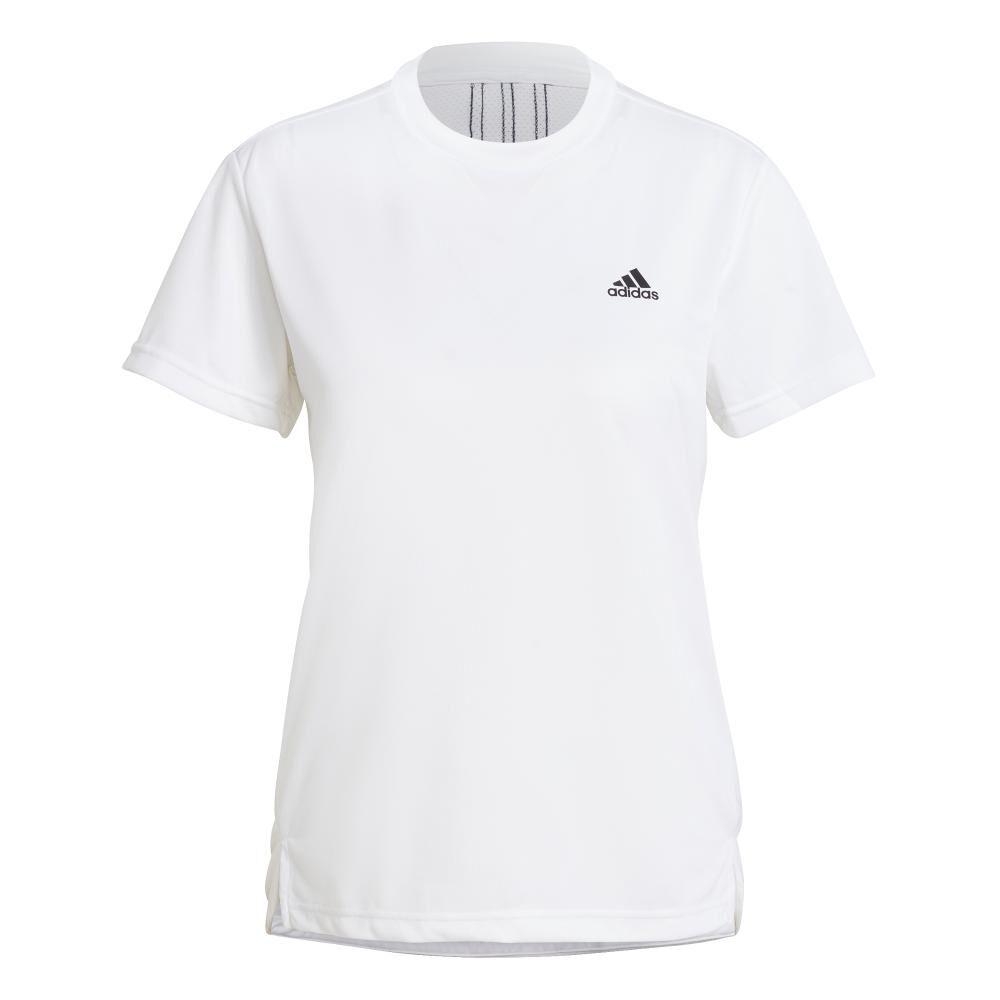 Polera Mujer Adidas 3-stripes Sport image number 5.0