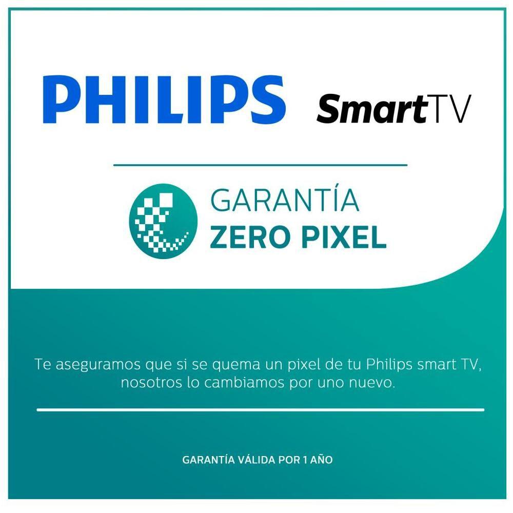 """Led Philips 50PUD7625 / 50"""" / Ultra HD 4k / Smart Tv image number 4.0"""