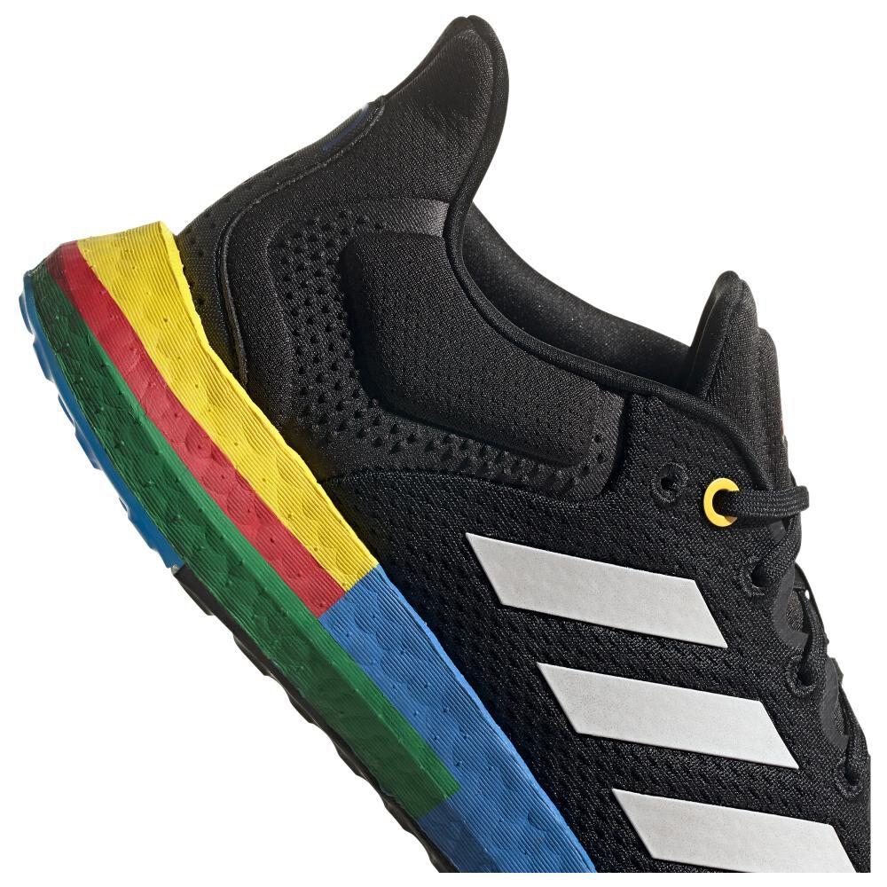 Zapatilla Running Hombre Adidas Pureboost 21 image number 4.0