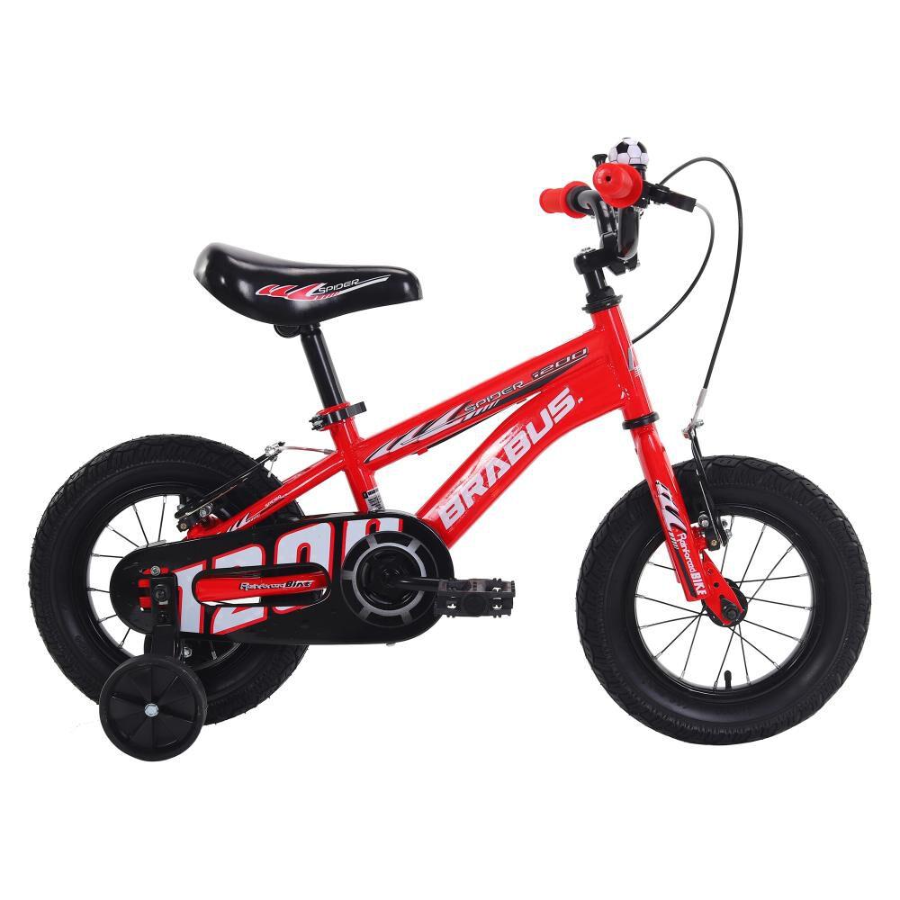 Bicicleta Infantil Brabus Spider 1200st / Aro 12 image number 0.0