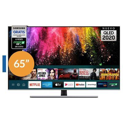 QLed Samsung Qn65Q7 / 65 / Ultra Hd / 4K / Smart Tv