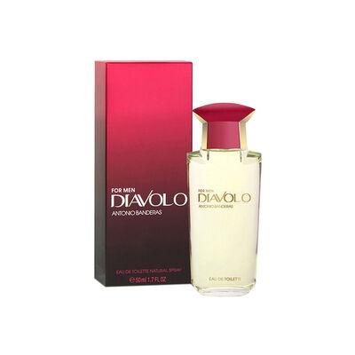 Perfume Antonio Banderas Diavolo Men Edt / 50 Ml / Edt /