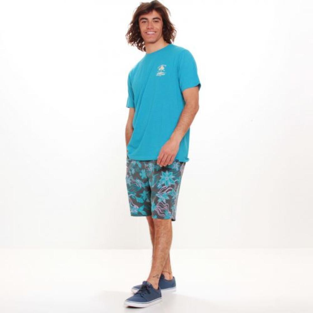 Short Hombre Maui Gris image number 2.0