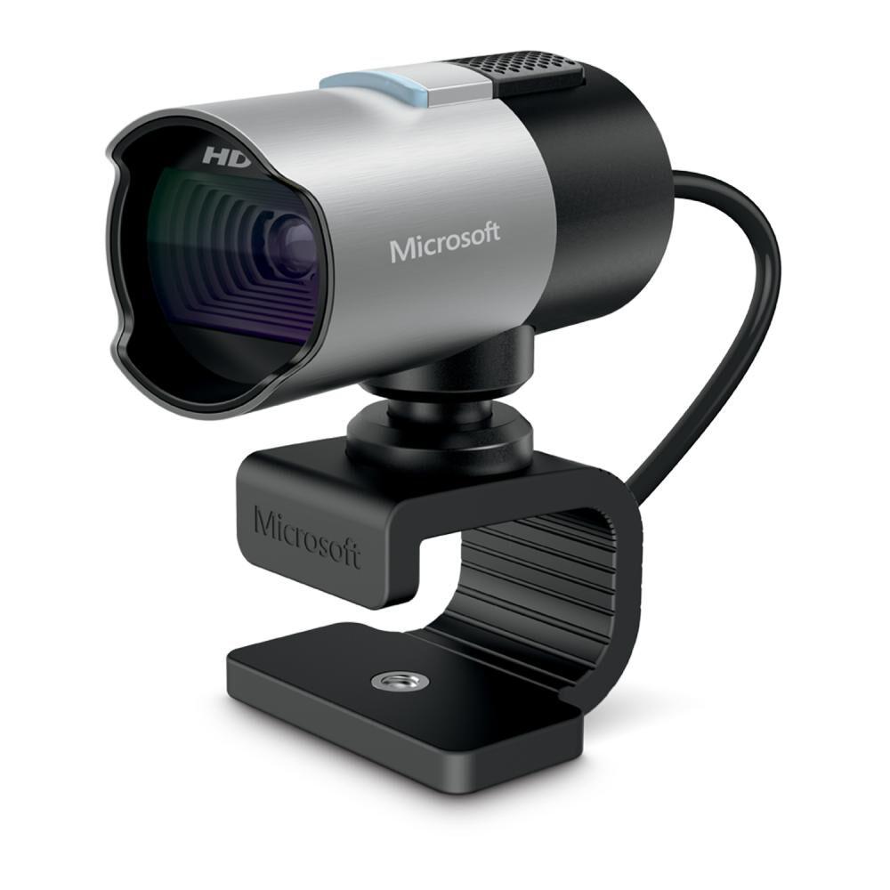Cámara Web Microsoft Lifecam Studio / Video 1080p (1920x1080) / Definición Foto 5 Mpx image number 0.0
