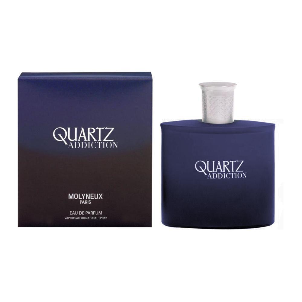 Perfume Quartz Addiction Men Molyneux / 100 Ml / Edp image number 0.0