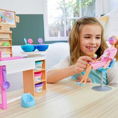 Muñeca Barbie Fashionista Spa De Lujo