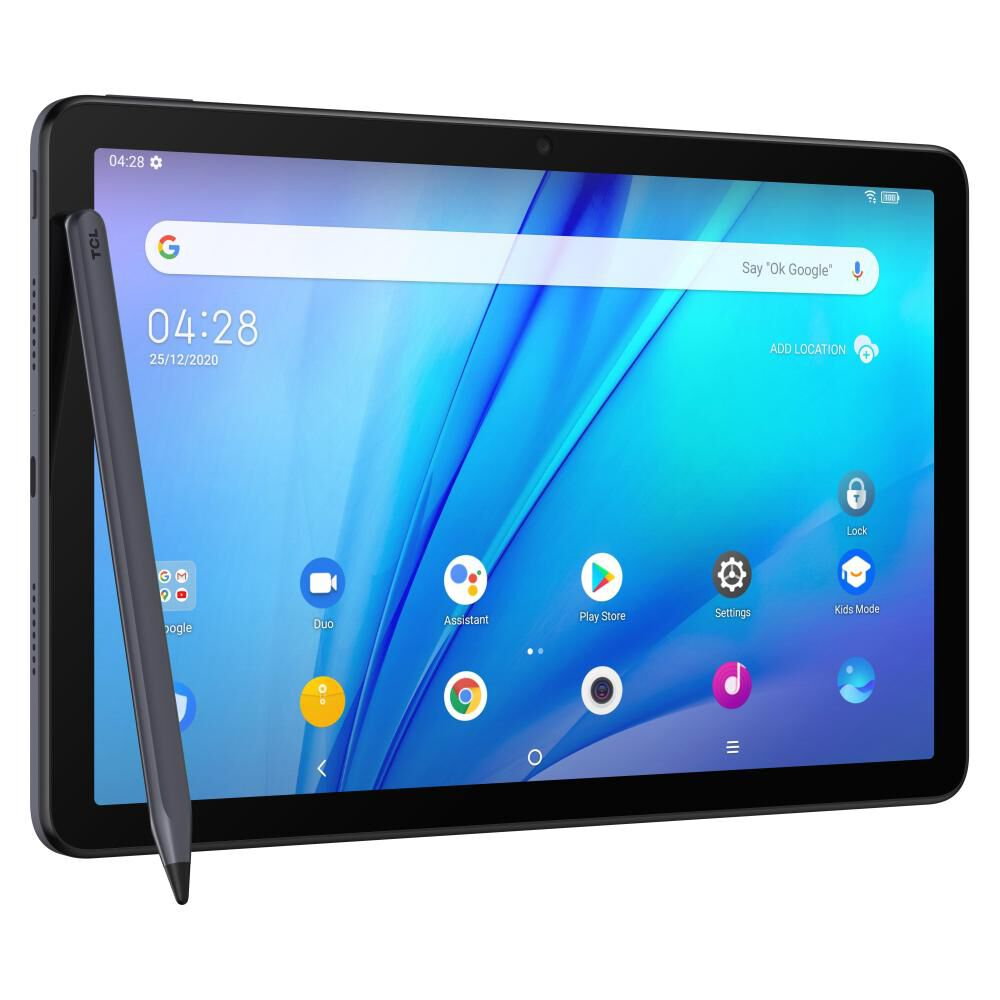 """Tablet Tcl Tab 10s 4g / Super Matte Gray / 3 Gb Ram / 32 Gb / 10.1 """" image number 3.0"""