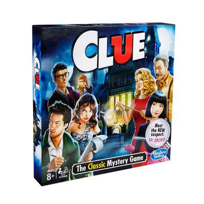 Juego De Mesa Hasbro Gaming Clue