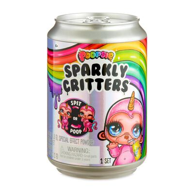 Juego Didactico Poopsie Poopsie Sparkly Critters