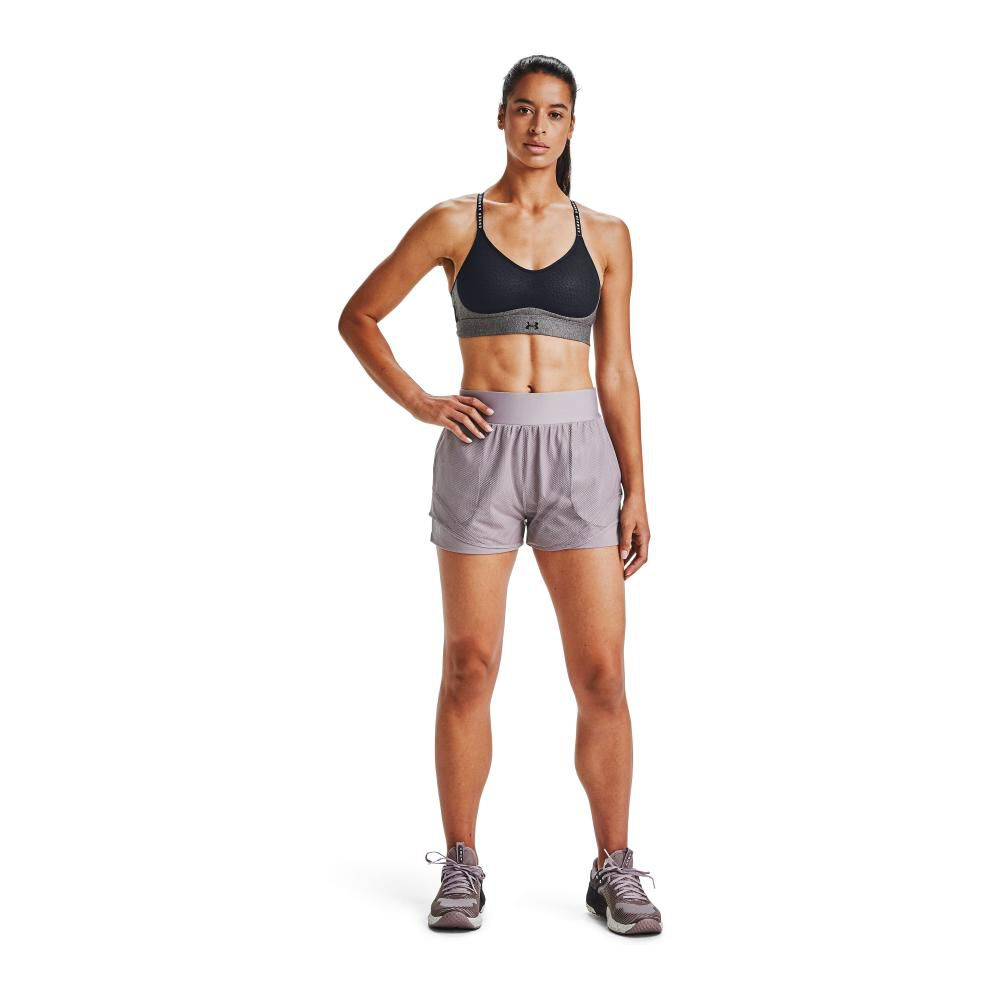 Short Deportivo Mujer Under Armour image number 4.0
