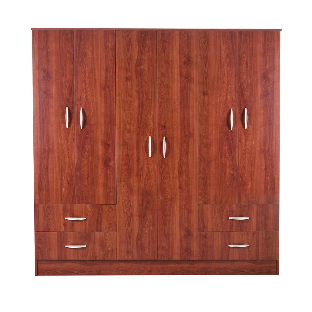 Closet Cic Maipo / 6 Puertas / 4 Cajones image number 0.0