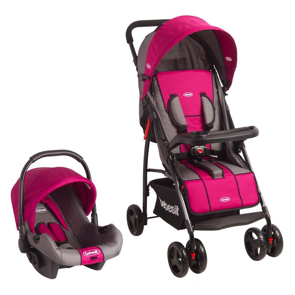 Coche Travel System Bebesit E1008 image number 0.0