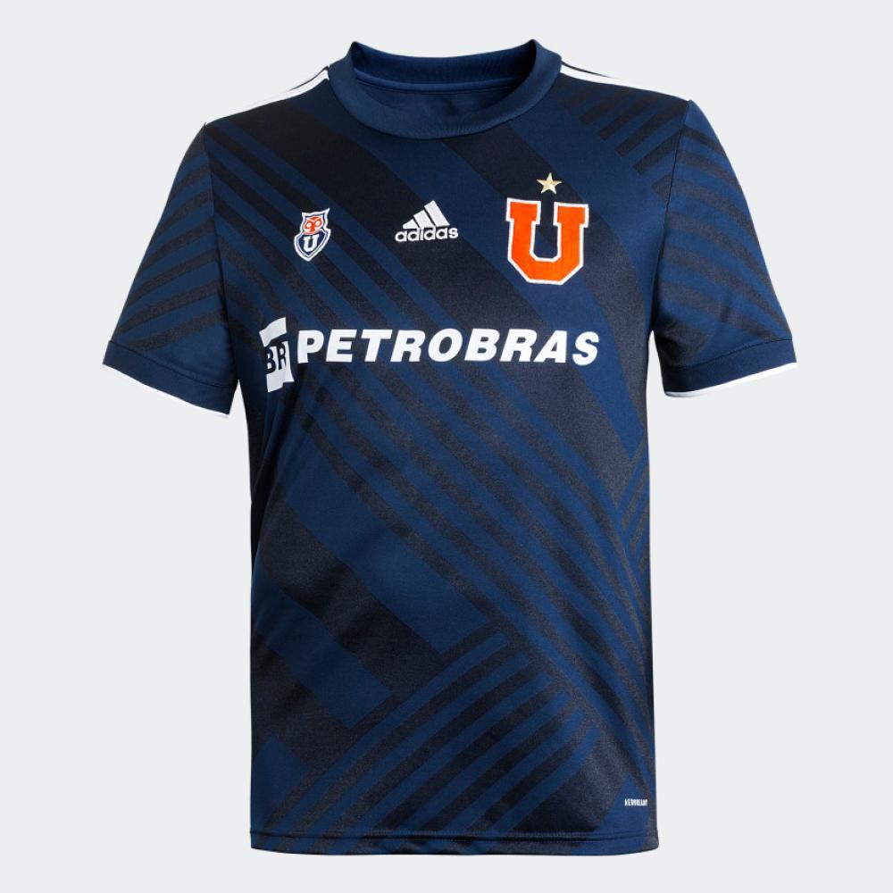 Camiseta De Fútbol Niño Adidas Club Universidad De Chile 20/21 Local image number 0.0