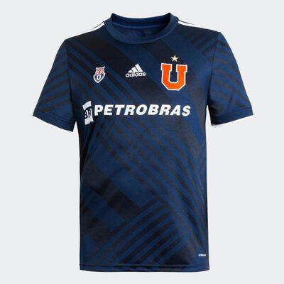 Camiseta De Fútbol Niño Adidas Club Universidad De Chile 20/21 Local