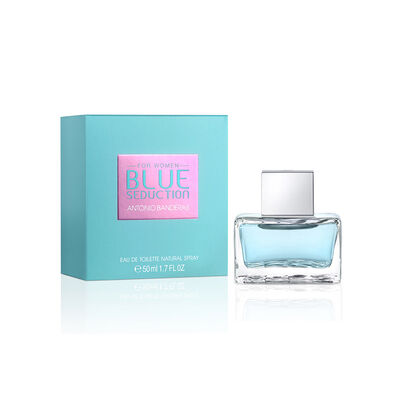 Perfume Antonio Banderas Blue Woman / 50 Ml