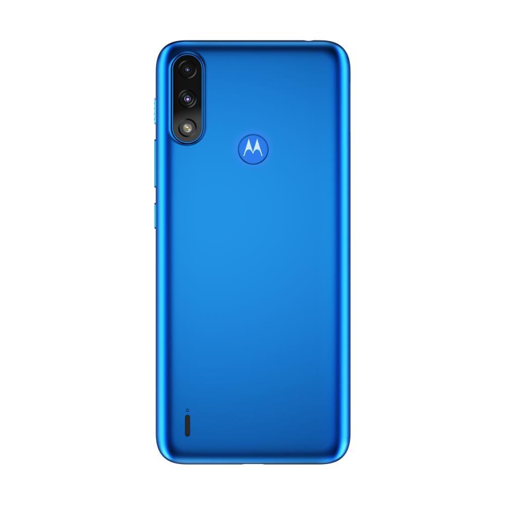 Smartphone Motorola E7i Power Azul / 32 Gb / Movistar image number 1.0