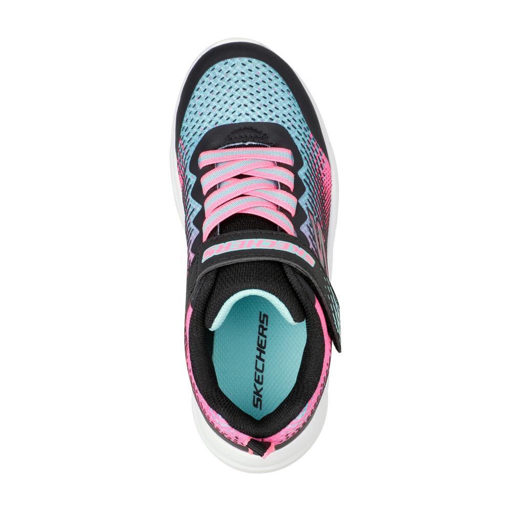 Zapatilla Infantil Niña Skechers Go Run 650 image number 4.0