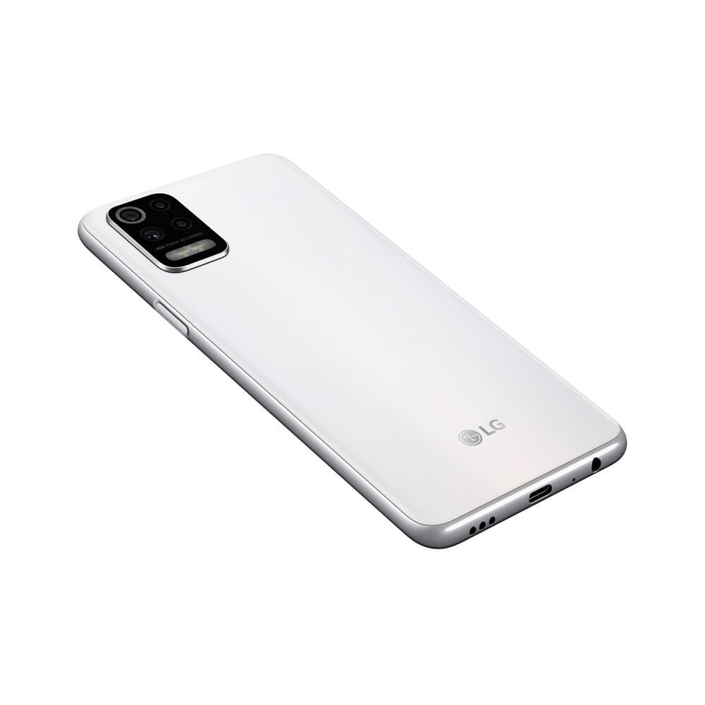 Smartphone Lg K62 Blanco / 128 Gb / Liberado image number 5.0