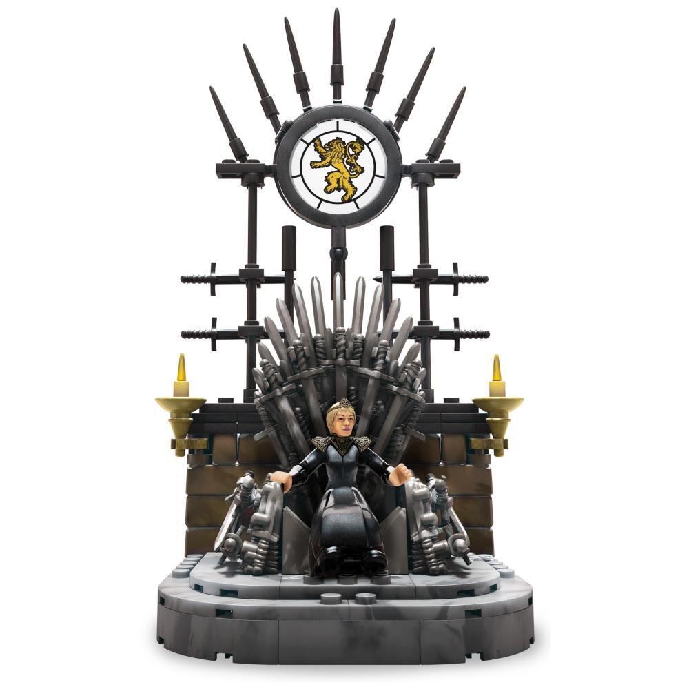 Juguete Interactivo Game Of Thrones Trono De Hierro, 260 Bloques image number 2.0