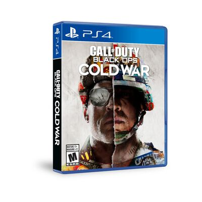 Juego Ps4 Call Of Duty Black Ops Cold War